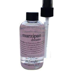 Philosophy Marzipan Dreams Body Spray Spritz New